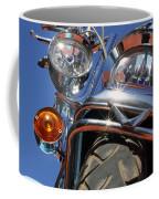 Harley Close Up Coffee Mug