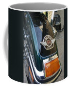 Harley Close-up Tail Light Coffee Mug