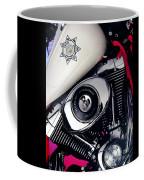 Harley Cop 2 Coffee Mug