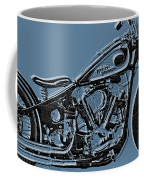 Harley-davidson And Words Coffee Mug