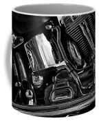 Harley Davidson  Military  Coffee Mug