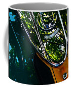 Harley Tank In Oils Coffee Mug
