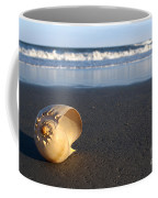 Harp Shell On Beach Coffee Mug