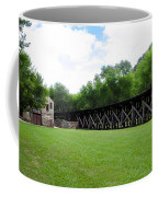 Harpers Ferry Hardware And Railroad Coffee Mug