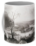 Harpers Ferry, West Virginia, From The History Of The United States, Vol. II, By Charles Mackay Coffee Mug