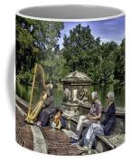 Harpist - Central Park Coffee Mug
