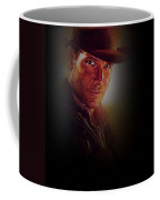 Harrison Ford As Indiana Jones Coffee Mug