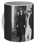 Harry Bridges Signs Pact Coffee Mug