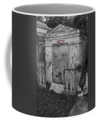 Harry T Hays Major General Lafayette Cemetery 1 Dsc05175 Coffee Mug