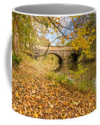 Hartford Bridge In Autumn Coffee Mug