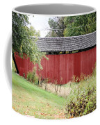 Hartman Covered Bridge Ohio Coffee Mug