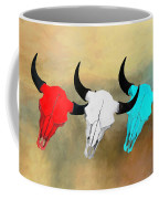 Hart's Camp Buffalo Skulls Coffee Mug
