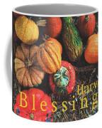 Harvest Blessings Coffee Mug