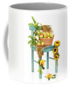 Harvest Fayre Coffee Mug by Amanda Elwell