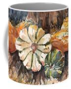 Harvest Gourds Coffee Mug
