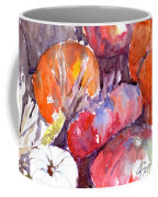 Harvest Pumpkins Coffee Mug