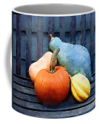 Harvest Rustic Coffee Mug