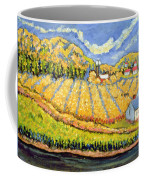 Harvest St Germain Quebec Coffee Mug