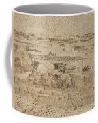 Harvest  The Plain Of La Crau Coffee Mug