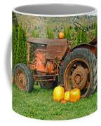Harvest Tractor Coffee Mug