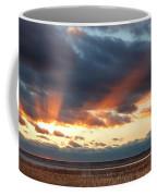 Harvey Beach Sunset Coffee Mug