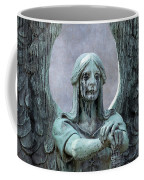 Haserot Weeping Angel Coffee Mug