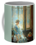 Hassam's The New York Window Coffee Mug