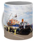 Hastings Lifeboat Coffee Mug