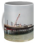 Hastings Pier Reconstruction Coffee Mug