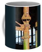 Hastings Pier Supports Coffee Mug