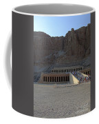 Hatshepsut Temple 06 Coffee Mug