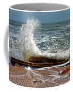 Hatteras Waves Coffee Mug