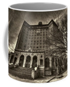 Haunted Baker Hotel Coffee Mug