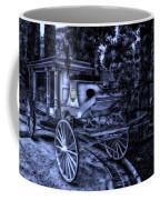 Haunted Mansion Hearse At Midnight New Orleans Disneyland Coffee Mug