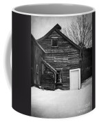 Haunted Old House Coffee Mug by Edward Fielding