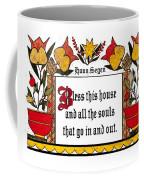 Haus Segen-house Blessing Coffee Mug