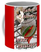 Have A Meowey Merry Christmas Coffee Mug