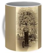 Have Gun...will Travel Sepia Coffee Mug
