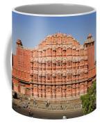 Hawa Mahal Palace Of Winds Coffee Mug