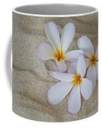 Hawaiian Tropical Plumeria Coffee Mug