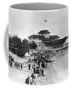 Hawaii Beach, 1914 Coffee Mug