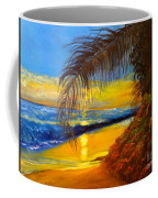 Hawaiian Coastal Sunset Coffee Mug
