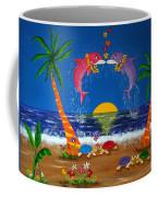 Hawaiian Island Love Coffee Mug