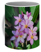 Hawaiian Lei Flower Coffee Mug