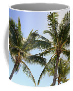 Hawaiian Palm Trees Coffee Mug