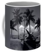 Hawaiian Sailing Canoe Maui Hawaii Coffee Mug