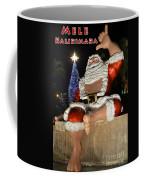 Hawaiian Santa Coffee Mug