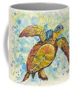 Hawaiian Sea Turtle 2 Coffee Mug