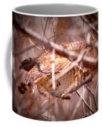 Hawk In The Woods Coffee Mug