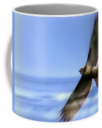 Hawk - Screams Of The Ocean Coffee Mug